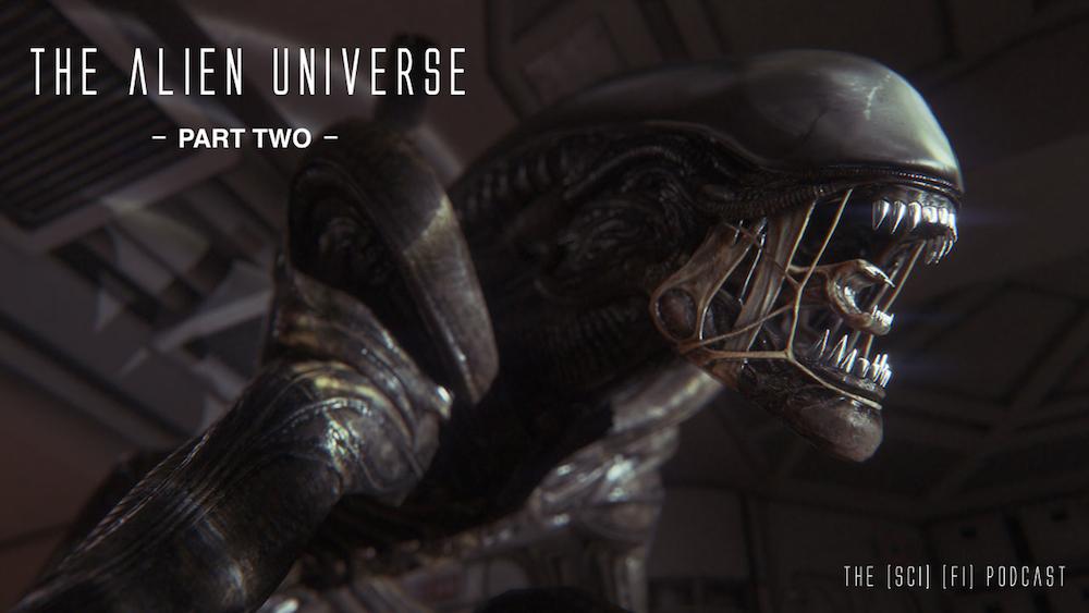 Alien Universe Part Deux