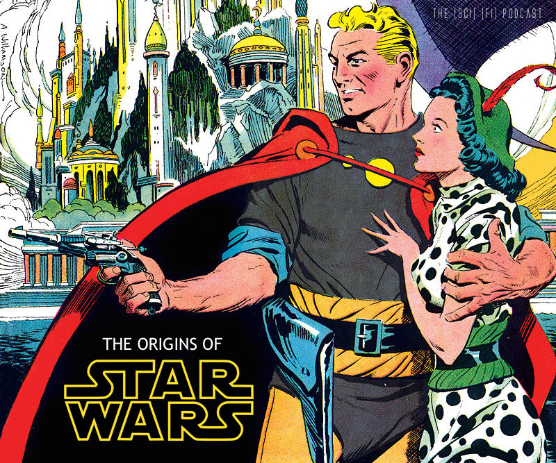 Flash Gordon Comic