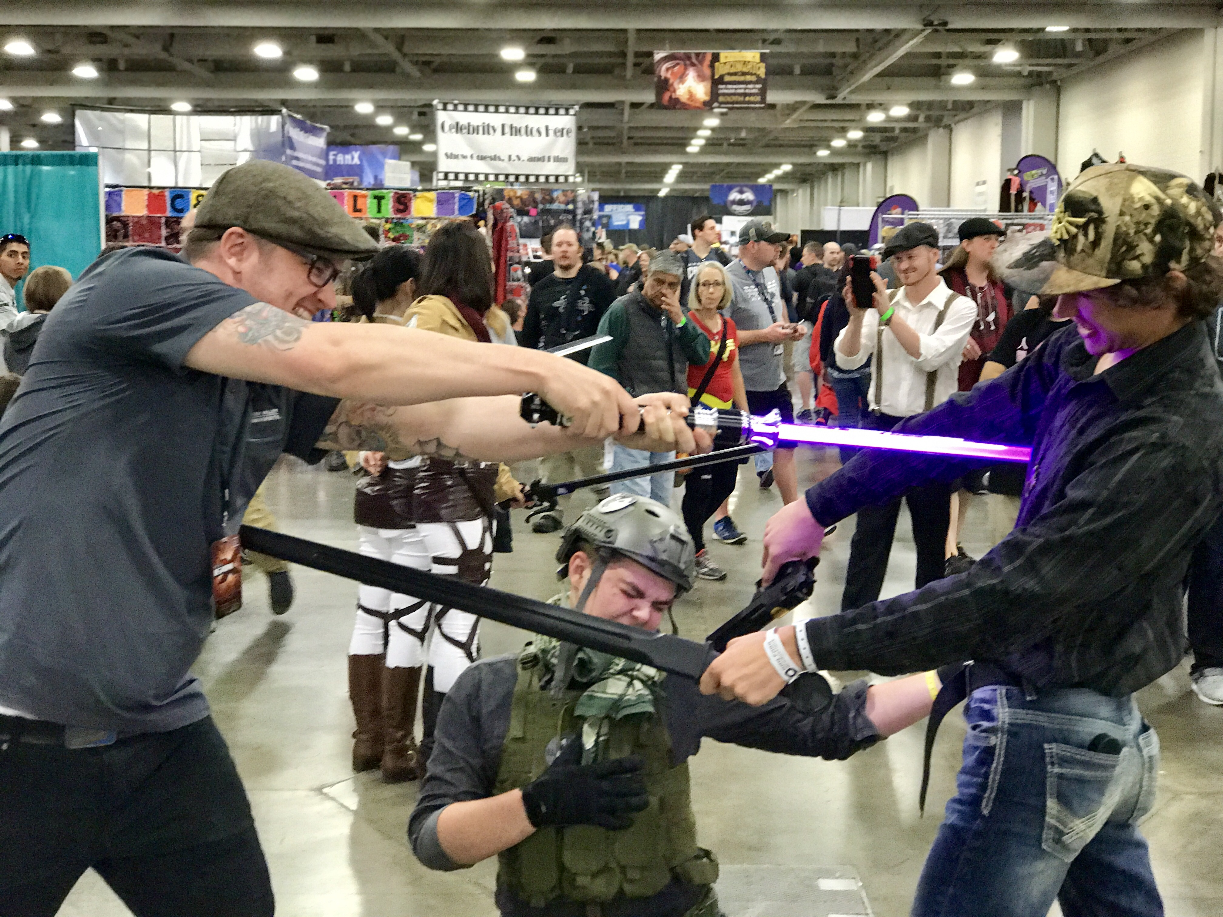The Sci Fi Podcast Ep 35 The Gang Goes To Slc Comic Con