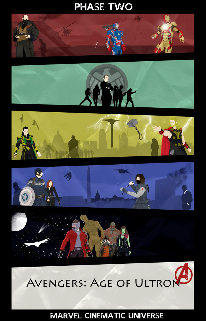 Marvel Minimal Phase 2