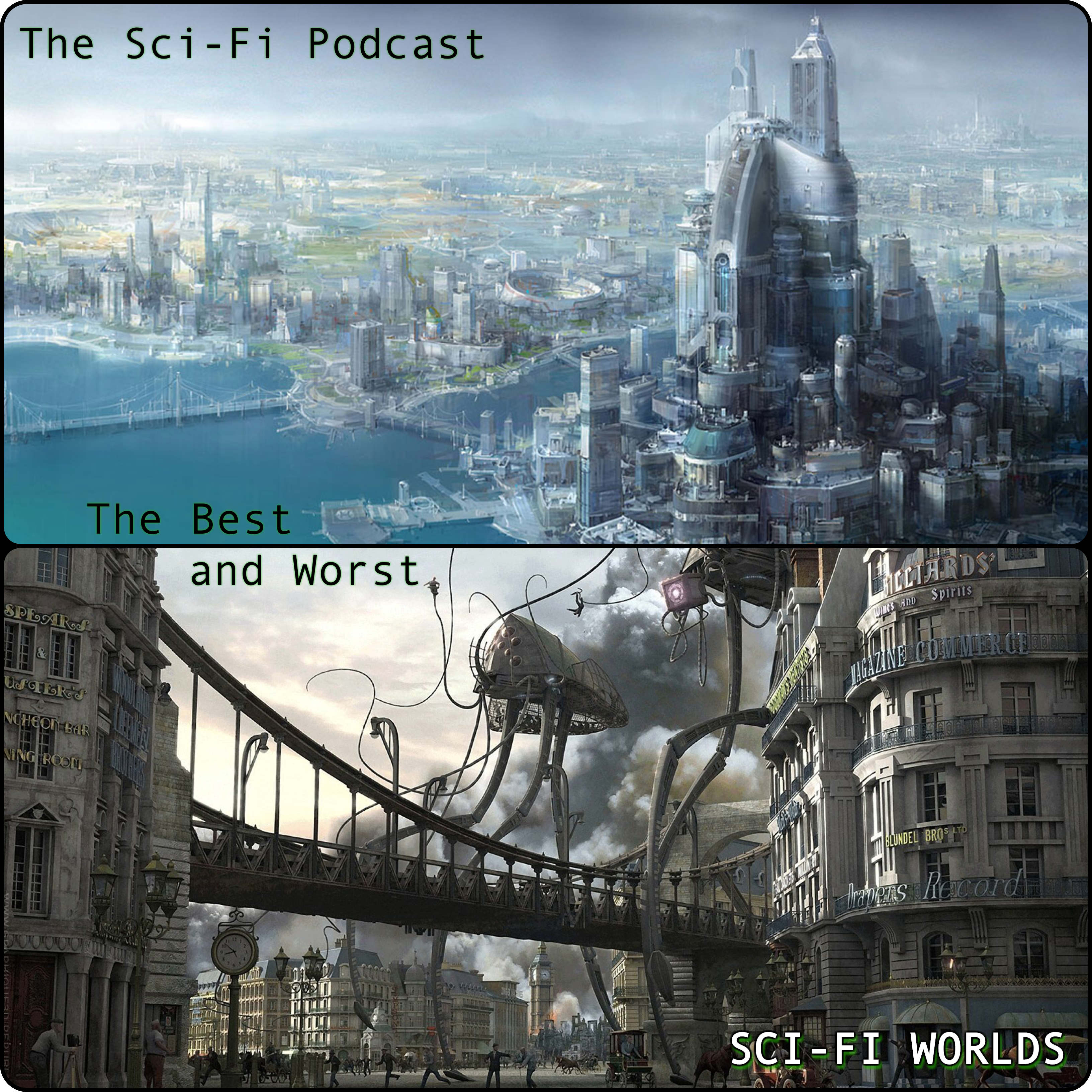 retro | The SciFi Podcast