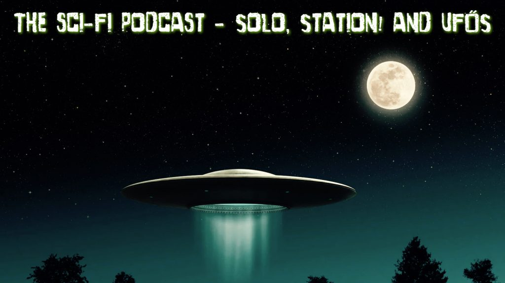 The SciFi Podcast | In-depth discussion of all things science fiction
